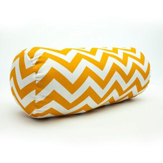 Majestic Home Goods Zig Zag Bolster Pillow