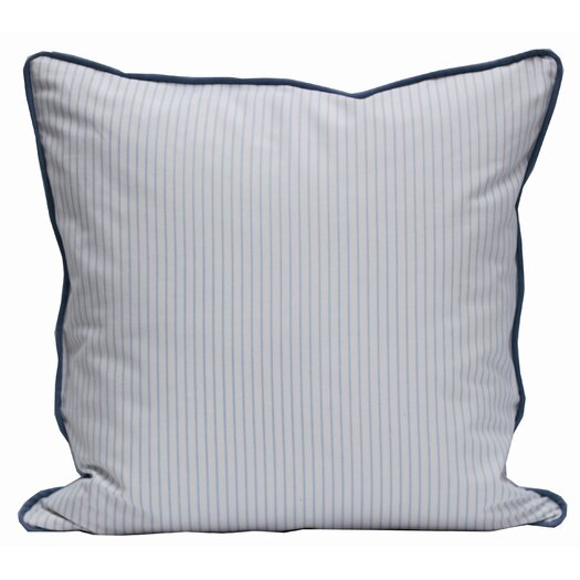 Meo and Friends Friends on Your Pillow Friends on Your You-o Cotton Throw Pillow