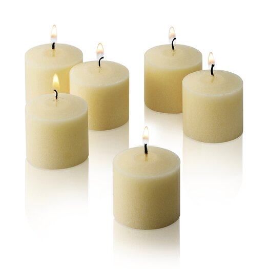 Light In the Dark Unscented Votive Candles