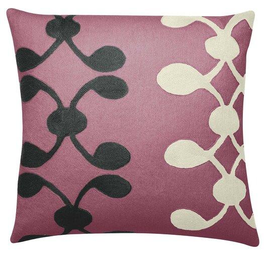 Judy Ross Textiles Celine Wool Throw Pillow