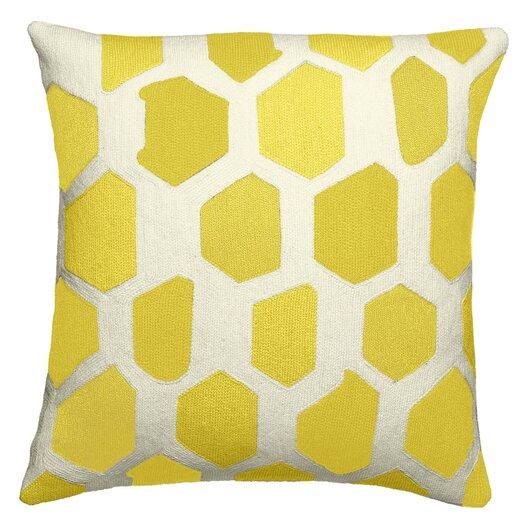 Quartz New Zealand Wool Throw Pillow