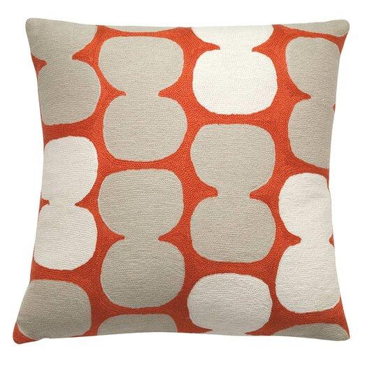 Tabla New Zealand Wool Throw Pillow