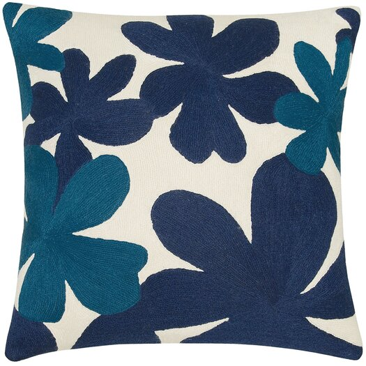Cluster Wool Throw Pillow