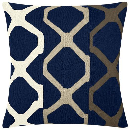 Arbor Wool Throw Pillow