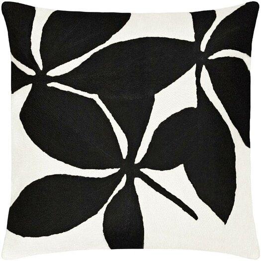 Judy Ross Textiles Fauna Wool Throw Pillow