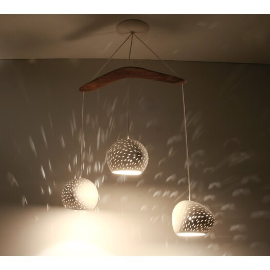 Lightexture Claylight Cascade Pendant