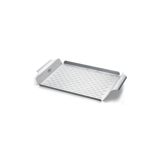 Weber Weber Style Stainless Steel Grill Pan