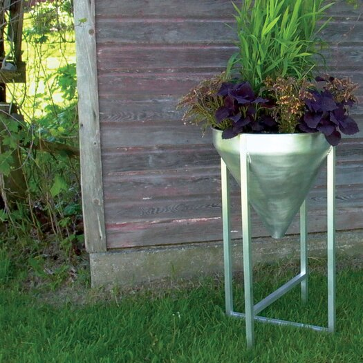 MuNiMulA Novelty Pedestal Planter