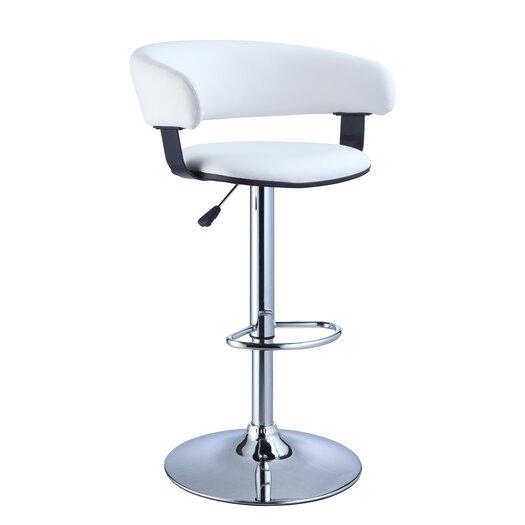 "Powell Furniture 31.5"" Swivel Bar Stool with Cushion"