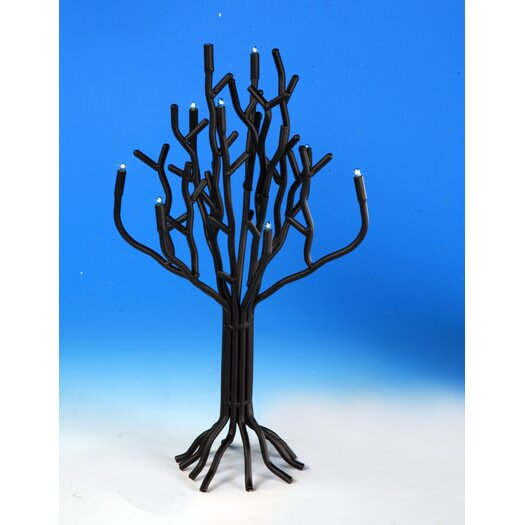 Israel Giftware Design Tree Design Electric Menorah