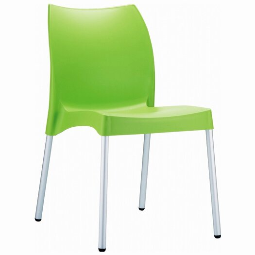Compamia La Plaza Vita Stacking Dining Side Chair
