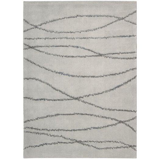 Joseph Abboud Rug Collection Monterey Grey & Seafoam Area Rug