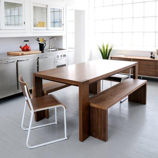 Gus Modern Plank Dining Table AllModern