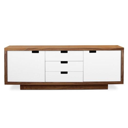 Gus* Modern Wilson 3 Drawer Storage Cabinet