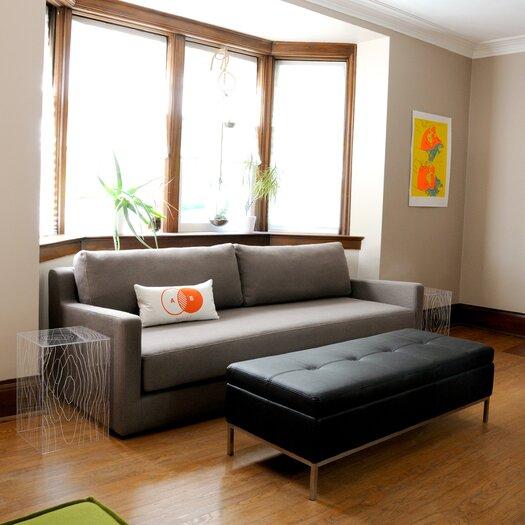 Gus* Modern Flip Sleeper Sofa