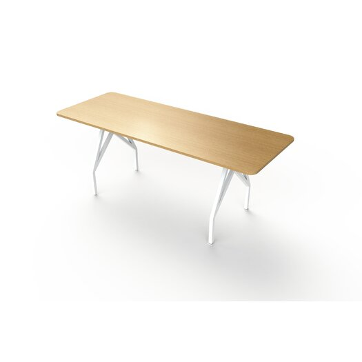 Think Tank Hot Spot 8' Rectangular Conference Table