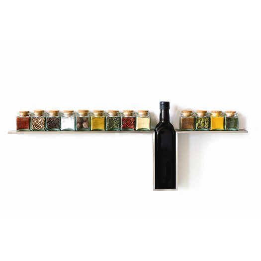 DESU Design 14 Piece Spice Rack Set