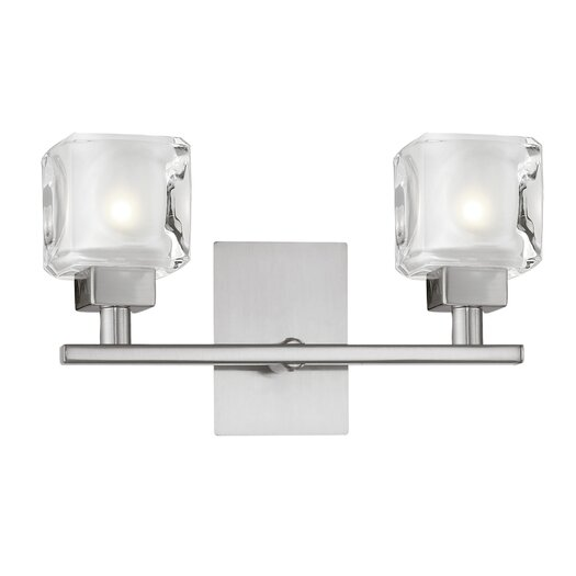 EGLO Tanga 2 Light Wall Armed Sconce