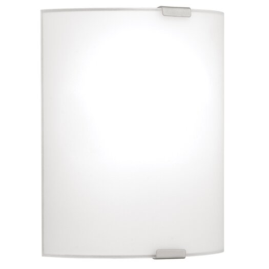 EGLO Grafik 1 Light Wall Sconce