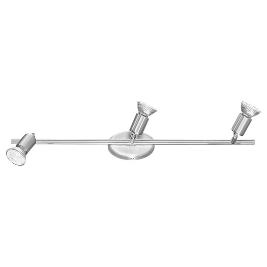 EGLO Buzz 3 Light Full Track Lighting Kit
