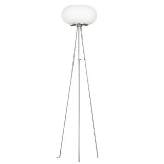 EGLO Optica 2 Light Floor Lamp
