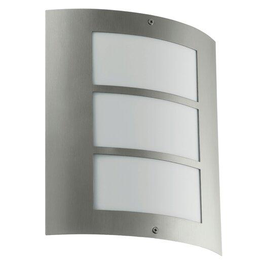 EGLO City 1 Light Wall Sconce