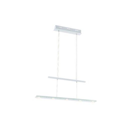 EGLO Salvo 5 Light Linear Pendant