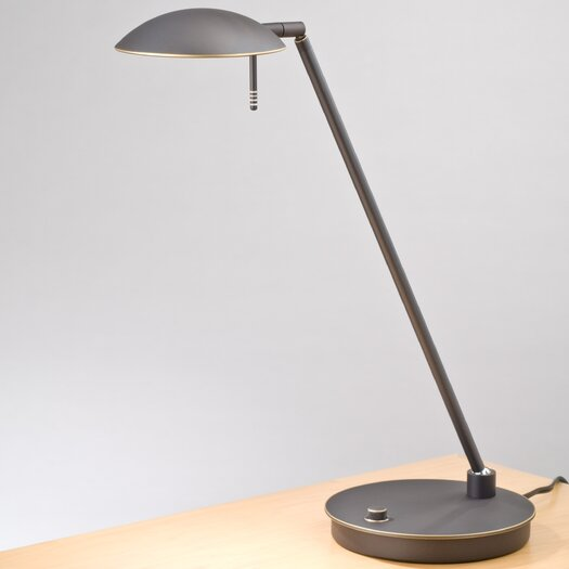 """Holtkötter Bernie Series 20.5"""" H Table Lamp with Bowl Shade"""