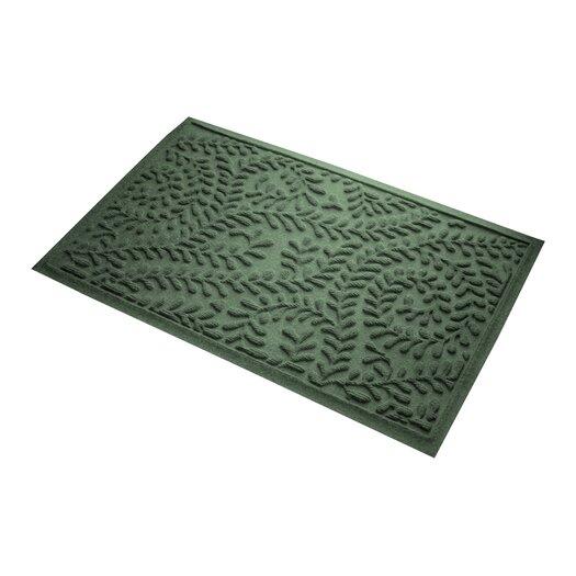 Bungalow Flooring Aqua Shield Boxwood Doormat