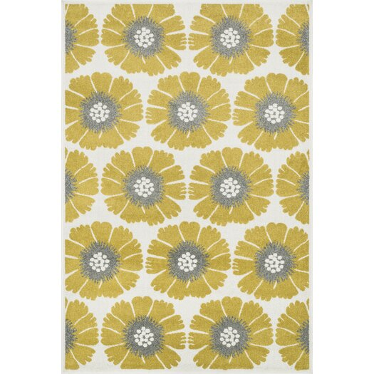 Loloi Rugs Catalina Citron Indoor Outdoor Area Rug
