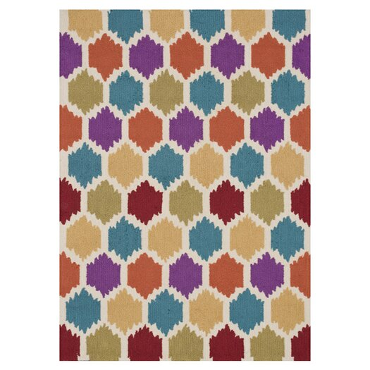 Loloi Rugs Juliana Rainbow Area Rug