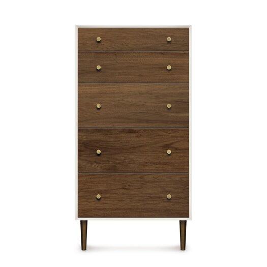 Copeland Furniture Mimo 5 Drawer Dresser