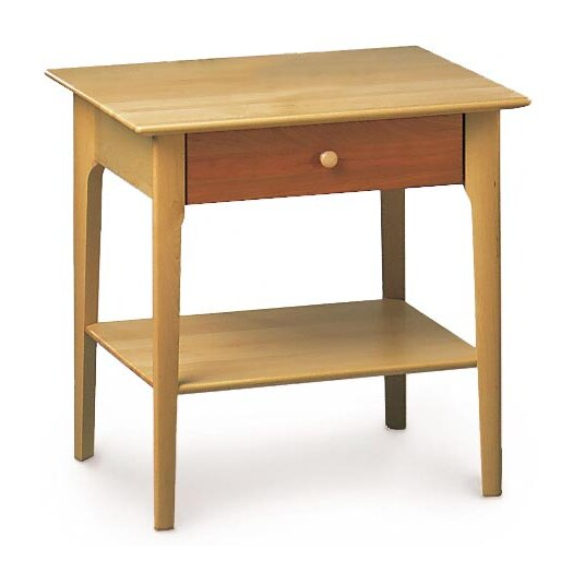 Copeland Furniture Sarah 1 Drawer Nightstand