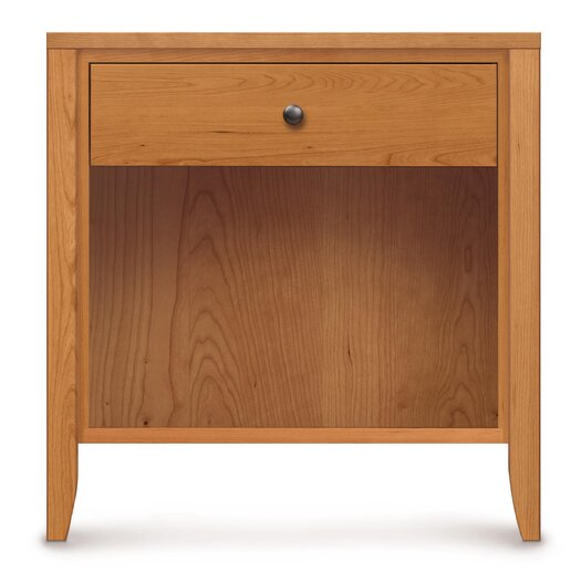 Copeland Furniture Dominion 1 Drawer Nightstand