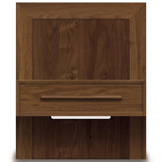 Copeland Furniture Moduluxe 1 Drawer Nightstand