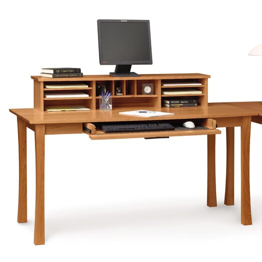Berkeley Computer Desk with Keyboard Tray