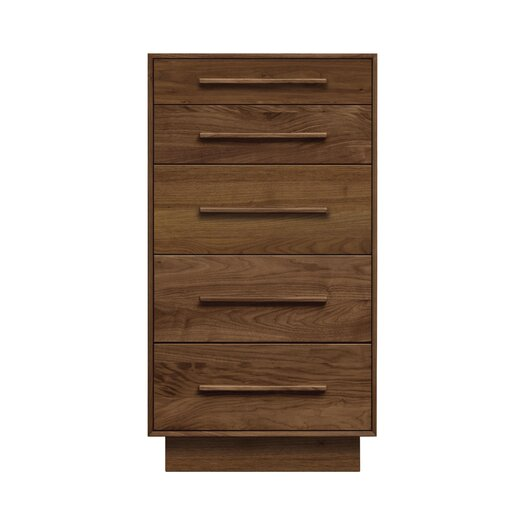 Copeland Furniture Moduluxe 5 Drawer Chest