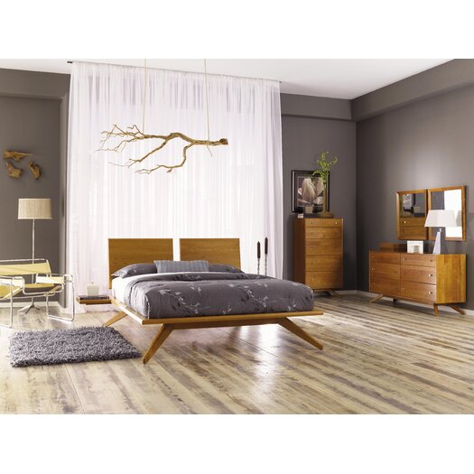 Astrid Platform Customizable Bedroom Set