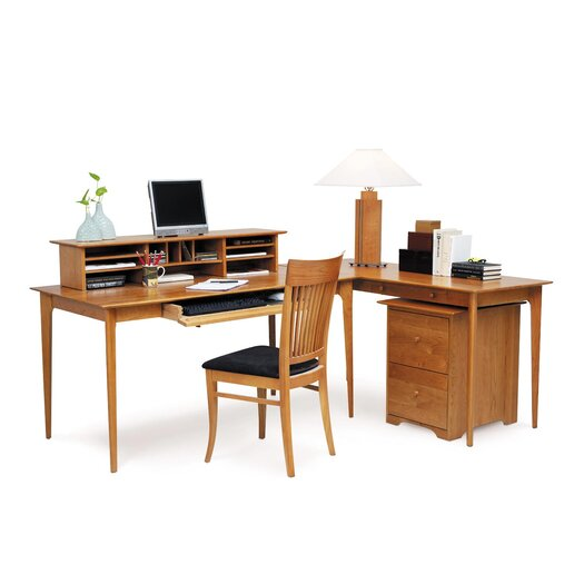 Sarah Desk with Keyboard Tray
