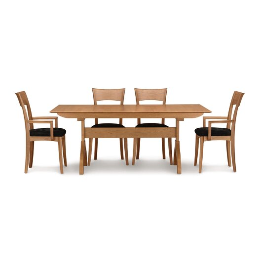 Copeland Furniture Sarah 5 Piece Dining Set