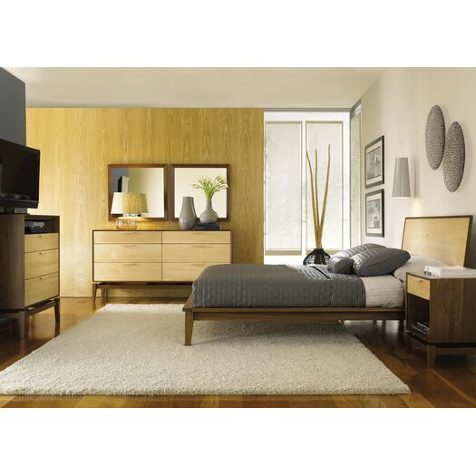 Copeland Furniture SoHo 6 Drawer Dresser