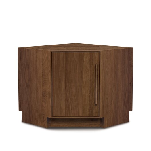 Copeland Furniture Moduluxe 1 Door Corner Chest