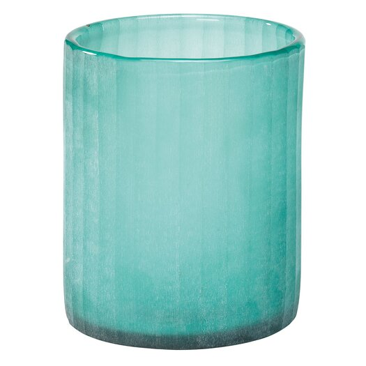 Jamie Young Company Seaglass Candle Hurricane