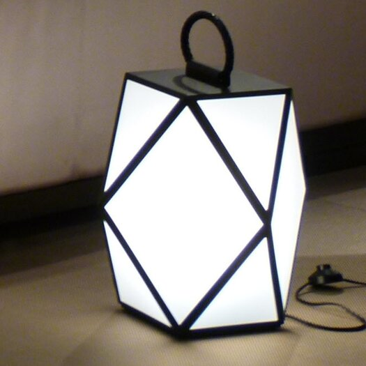 """Contardi Muse 9.8"""" H Table Lamp with Novelty Shade"""