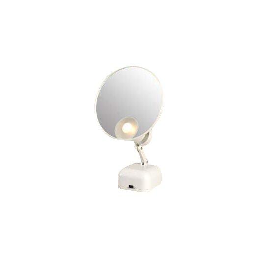 floxite 15x supervision magnifying light mirror allmodern. Black Bedroom Furniture Sets. Home Design Ideas