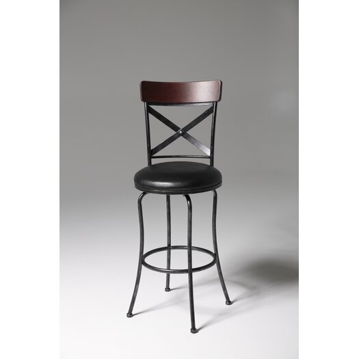 Fashion Bed Group Austin 26 Quot Swivel Bar Stool With Cushion