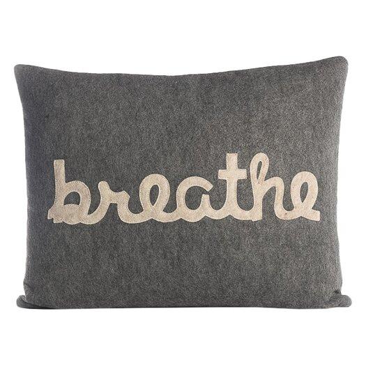 Alexandra Ferguson Zen Master Breathe Throw Pillow