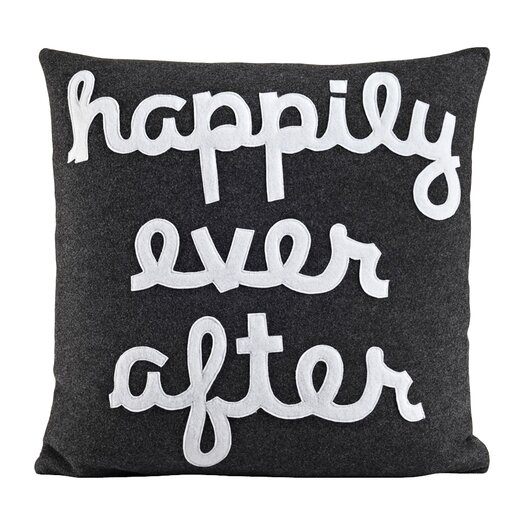 Alexandra Ferguson Happily Ever After Throw Pillow