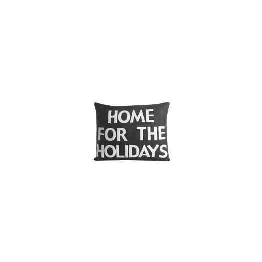 Home for The Holidays Lumbar Pillow