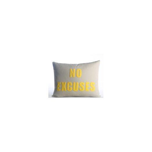 Go To The Gym No Excuses Throw Pillow